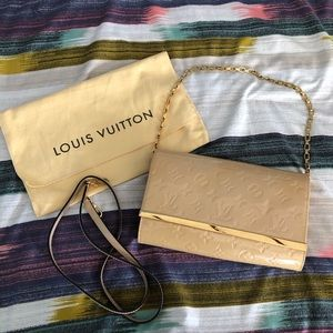 Authentic LV Ana Clutch